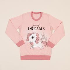 Детская женская пижама E20K-74P103