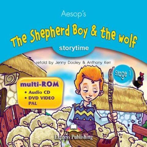 The Shepherd Boy & the Wolf. Multi-rom