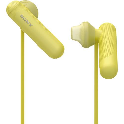 Наушники Sony WI-SP500Y жёлтые купить в Sony Centre Воронеж
