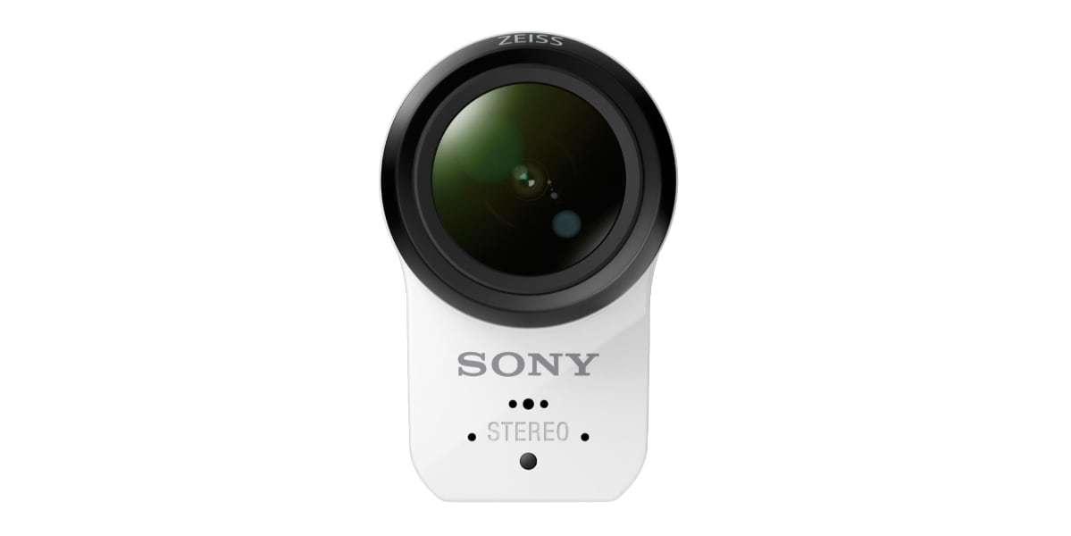 Экшн-камера Sony FDR-X3000R оптика