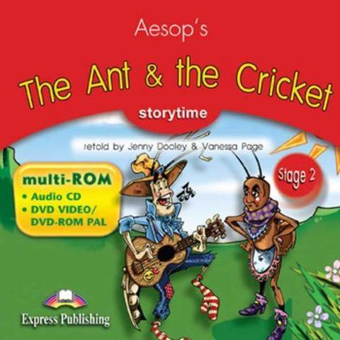 The Ant & the Cricket. Multi-rom