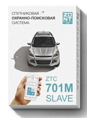 Автомобильная GSM - сигнализация ZTC-701M Slave