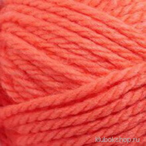 Пряжа Осенняя (Пехорка) 58 Коралл, фото