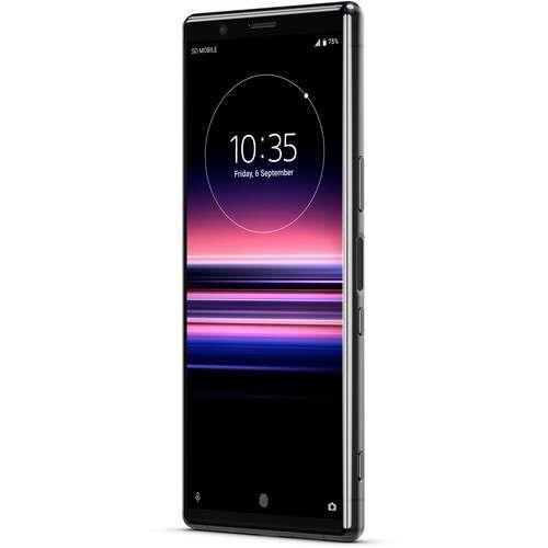 Купить Sony Xperia 5 чёрного цвета в Sony Centre Воронеж
