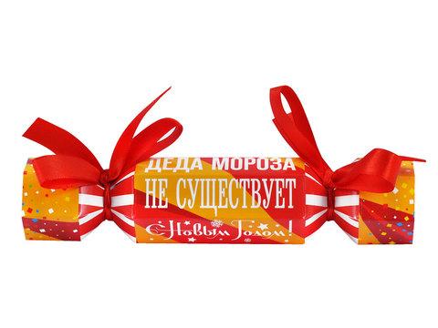Новогодняя конфета «Дед мороз»