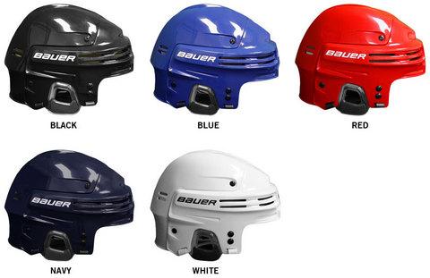 Шлем хоккейный с маской BAUER 4500