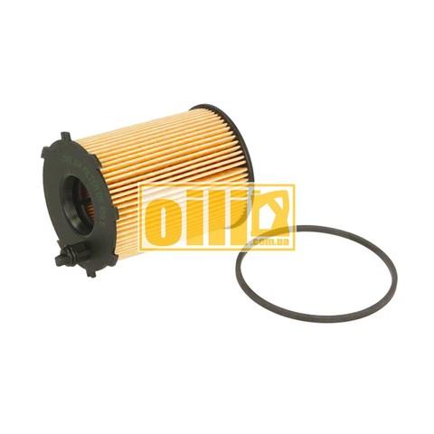 Фильтр масляный (вставка) Delsa DE459E (Citroen, Ford, Peugeot)