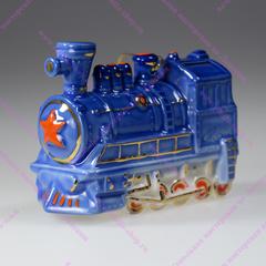 Фарфоровая елочная игрушка