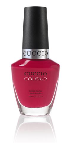 Лак Cuccio Colour, ingapore sling, 13 мл.