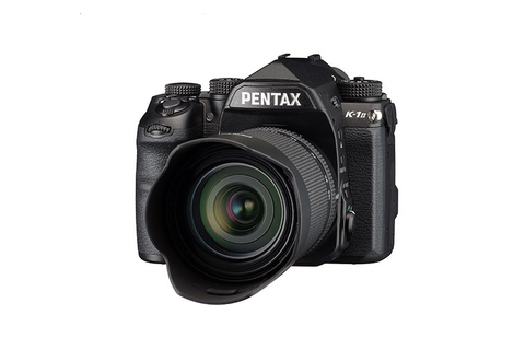 Зеркальная фотокамера PENTAX K-1 Mark II Body + объектив FA 24-70mm