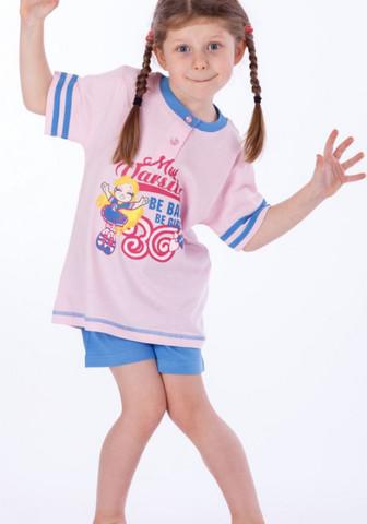 Летняя пижама для девочек