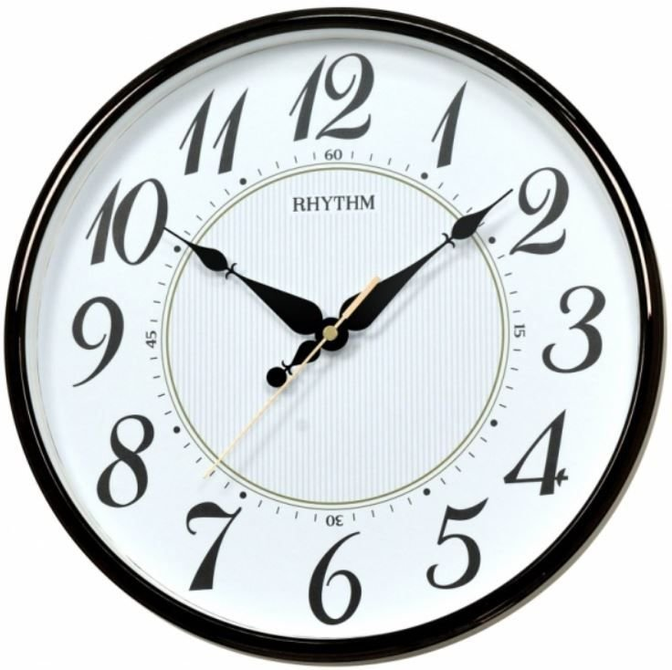 Настенные часы Rhythm CMG465BR02