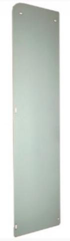 Заглушка-боковина на декоративный металлический экран Эра