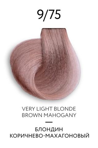 OLLIN COLOR Platinum Collection  9/75 100 мл Перманентная крем-краска для волос