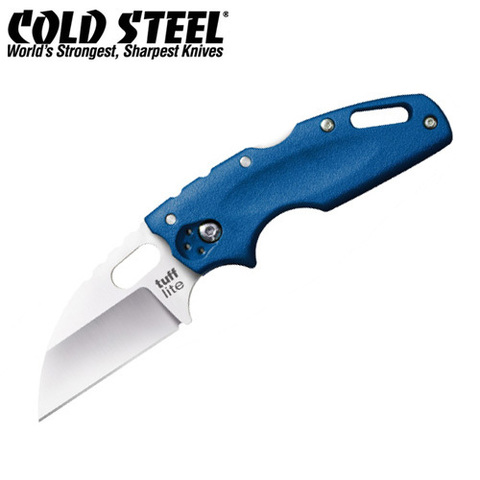 Нож Cold Steel модель 20LTB Tuff Lite Plain Edge Blue