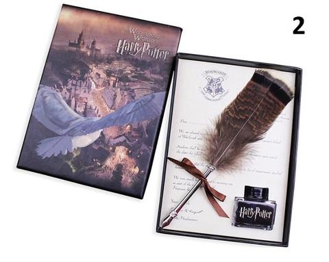 Гарри Поттер набор письменный с пером