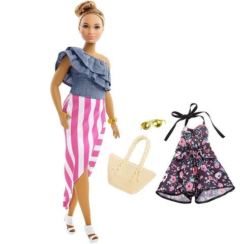 Барби Fashionistas 102 Бон Вояж
