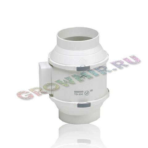 MIXVENT (Soler & Palau) Вентилятор канальный TD 500/150-160