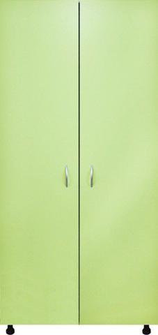 Медицинский шкаф для одежды М202-04 - фото