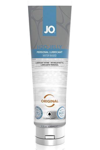 Лубрикант на водной основе JO H2O JELLY ORIGINAL - 120 мл.