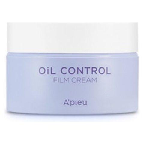 Матирующий крем для контроля жирности кожи A'PIEU Oil Control Film Cream