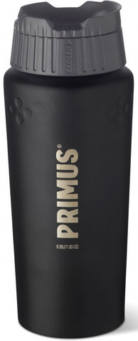 Картинка термостакан Primus Trailbreak Vacuum Mug 0.35L Black