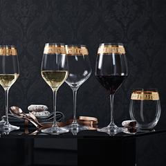 Набор из 2 хрустальных фужеров для шампанского Muse, 300 мл, фото 4
