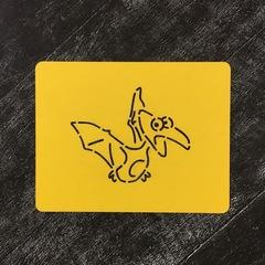 Динозавр №18 Птеродактиль