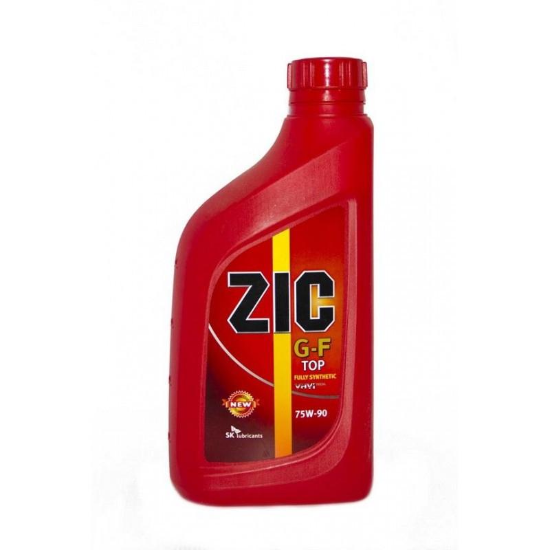 ZIC GFT 75W90-Трансмиссионное масло для МКПП