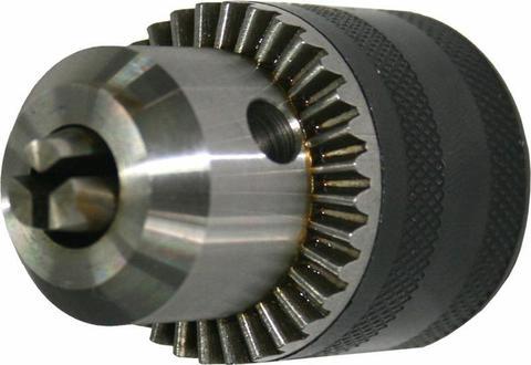 Патрон ключевой ПРАКТИКА 13 мм, конус В12 (1шт.) коробка (030-191)
