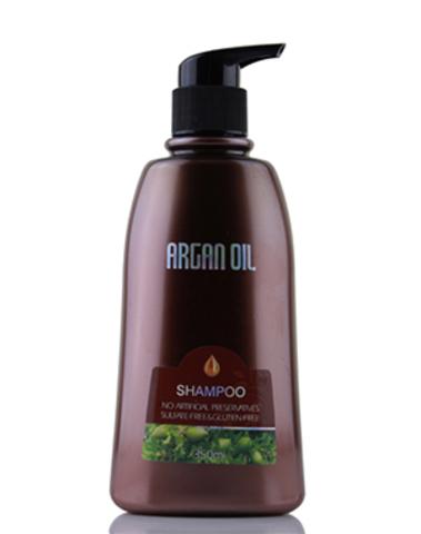 Увлажняющий шампунь с маслом арганы, Argan Oil from Morocco, 350мл