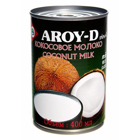 Aroy-D Молоко кокосовое, 400 мл