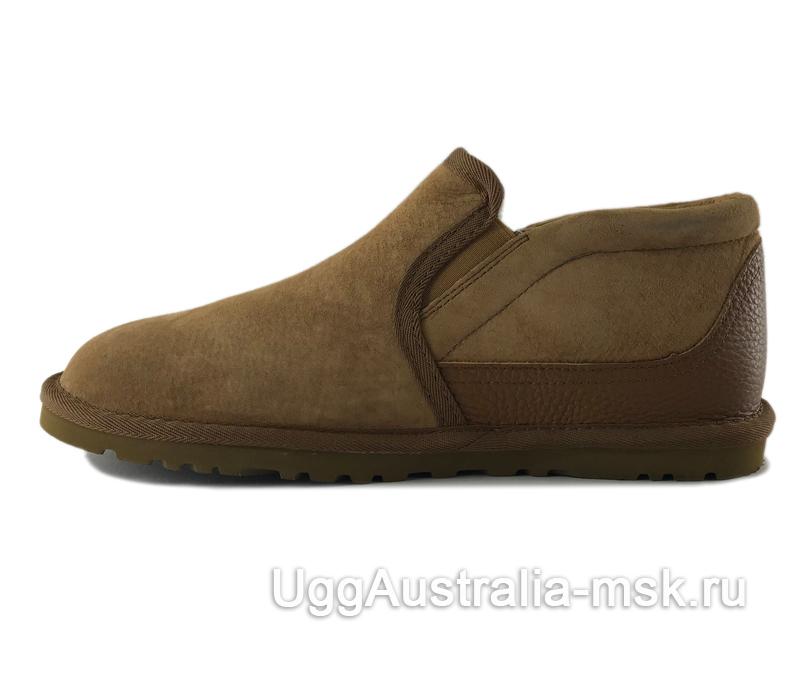 UGG Men's Slip-On Tasman II Chestnut