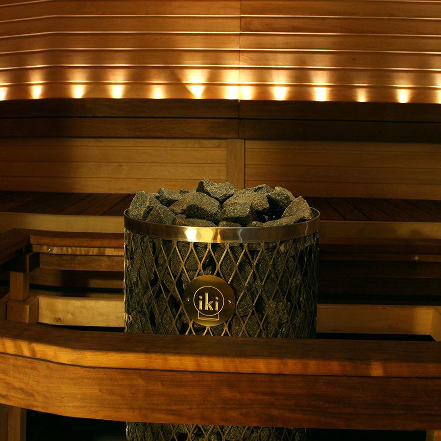 Печь для сауны IKI Pillar, фото 13
