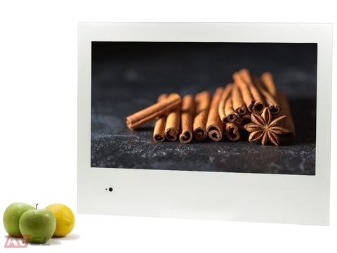 Встраиваемый телевизор AVEL AVS240K (белая рамка)