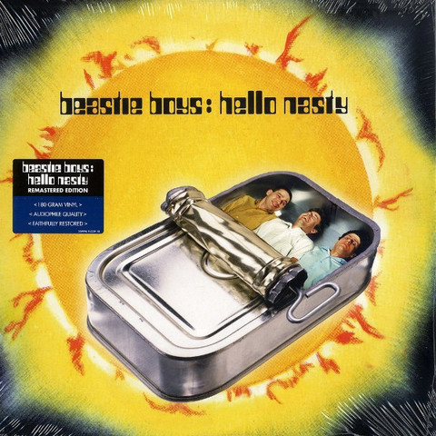 Beastie Boys ‎– Hello Nasty