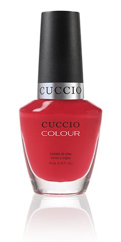 Лак Cuccio Colour, Costa Rican Sunset, 13 мл.