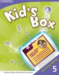 Kid's Box 1Ed 5 AB