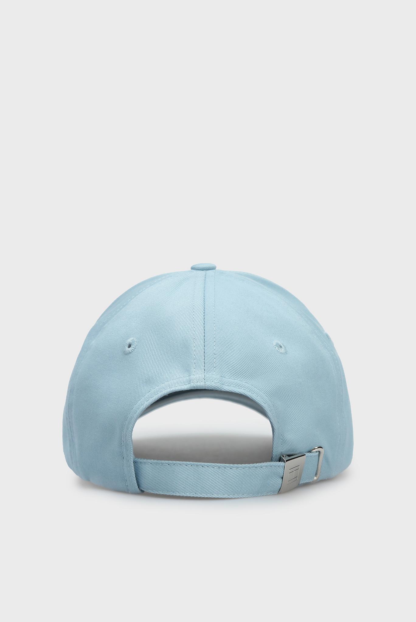 Женская голубая кепка BB Tommy Hilfiger