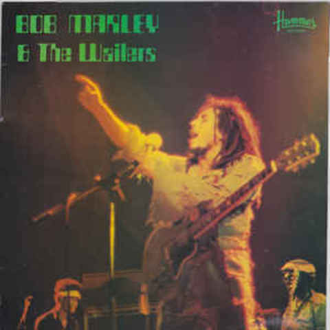 Виниловая пластинка. Bob Marley & The Wailers