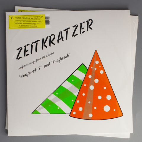 Zeitkratzer Performs Songs From The Albums
