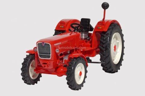 Tractor Guldner G 60 A 1968 1:43 Hachette #119