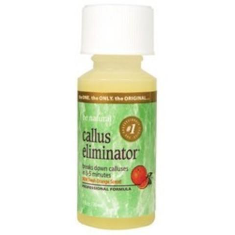 Be Natural Callus Eliminator Orange Ср-во для удаления натоптышей с запахом апельсина, 30 г