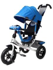 Велосипед Moby Kids Comfort 12x10 AIR Car 2 Синий (641088)