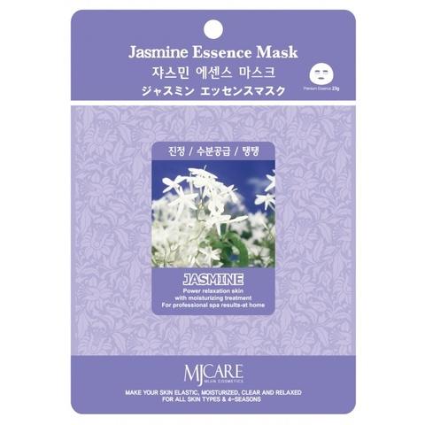 Маска тканевая с жасмином MIJIN Cosmetic Jasmine Essence Mask