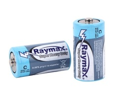 Батарейки Raymax R14, C (2/24)