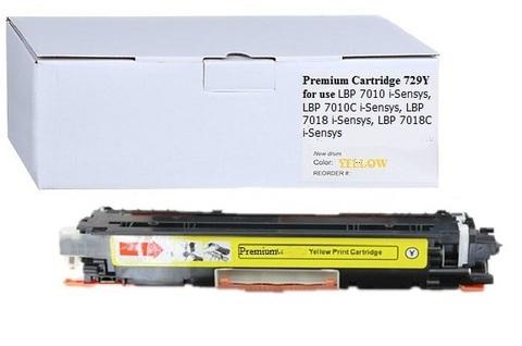 Картридж Premium Cartridge 729Y