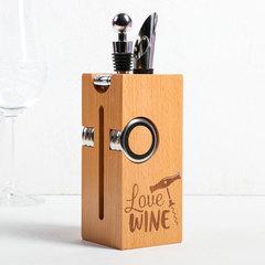 Подарочный набор для вина Love wine, фото 2