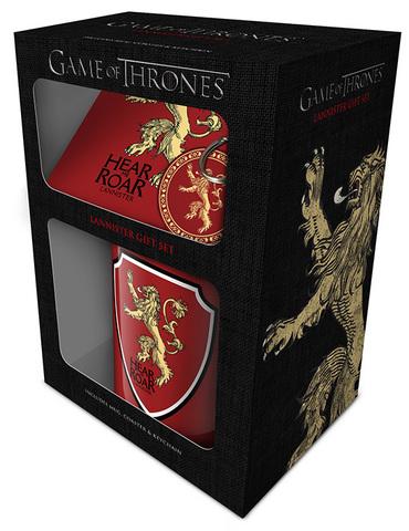 Подарочный набор «Игра престолов (Ланнистер)»