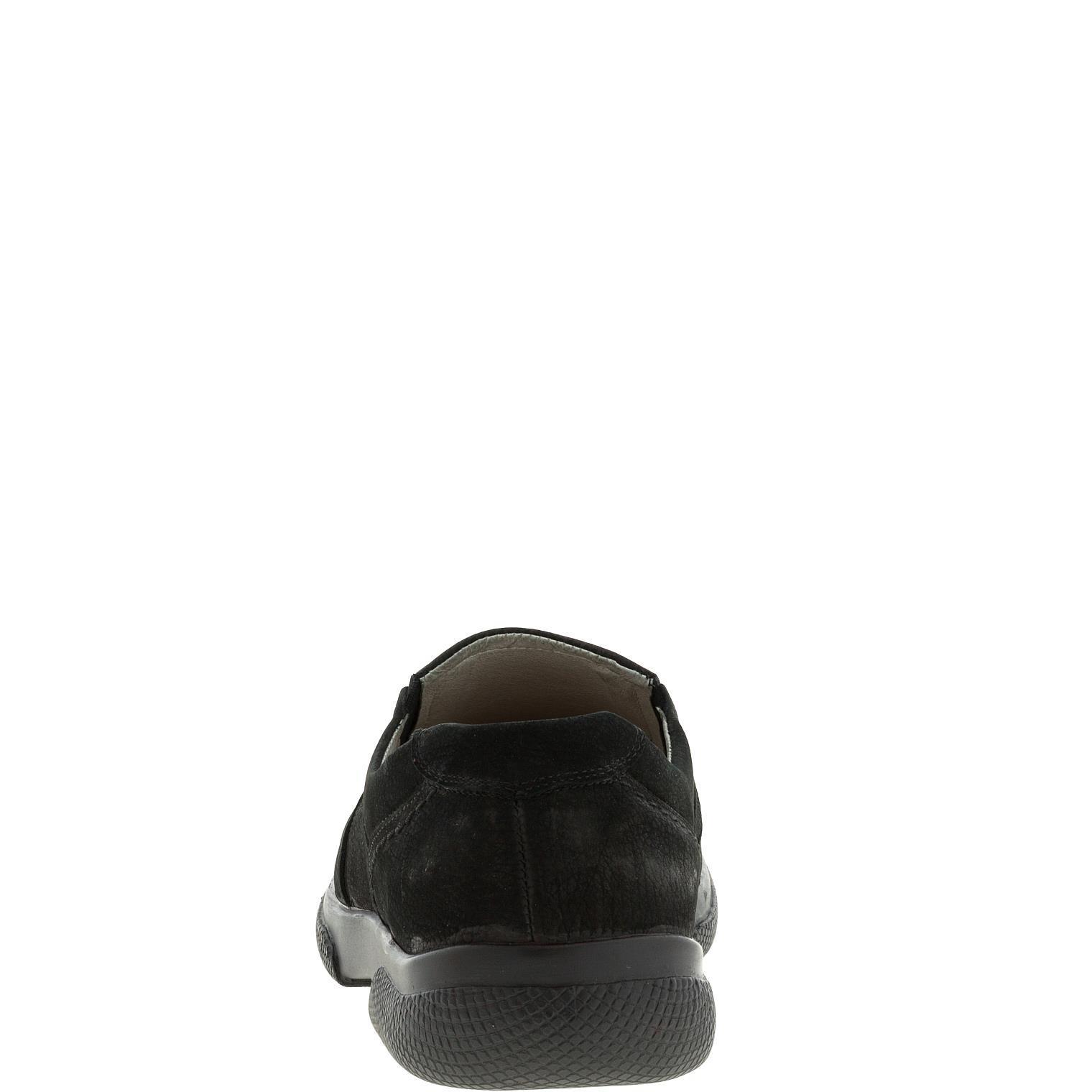 582367 полуботинки мужские нубук больших размеров марки Делфино